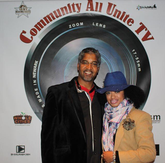"""Behind the scene Concierge Consultant""   Chris Saunders, Community All Unite TV       Event: Wisdom Changes Minds"