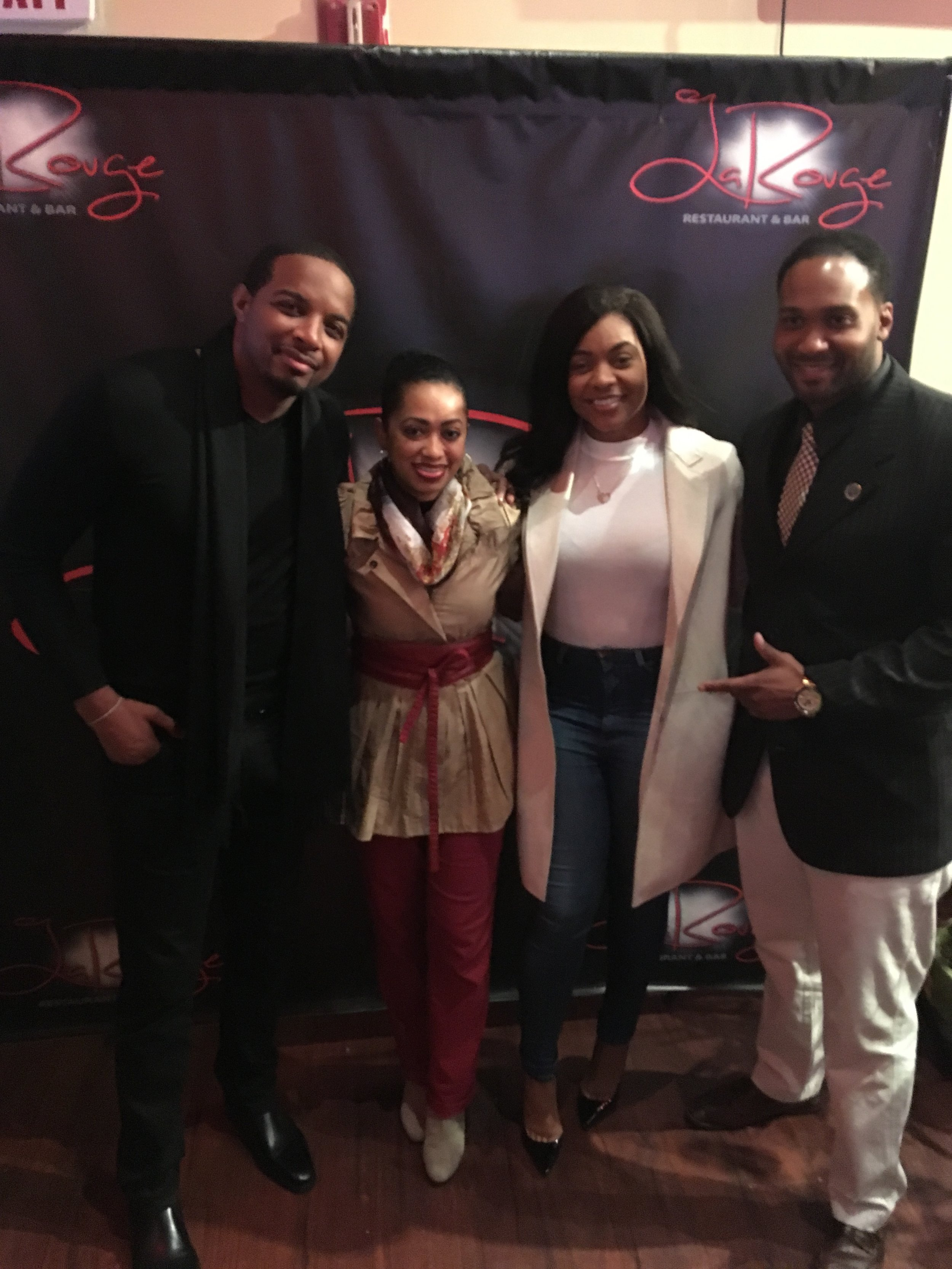 """""""Behind the scene Event & Day of Creative Coordinator""""   Jay Morrison """"Mr. Real Estate"""" 90k+ Followers     Event: Special Guest Speaker at Real Estate Meetup at LaRouge Lounge in Newark, NJ"""