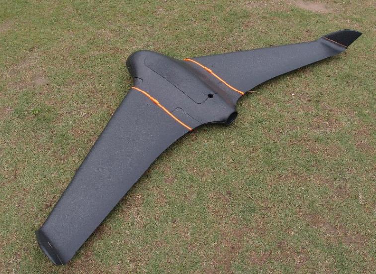 UAV housing