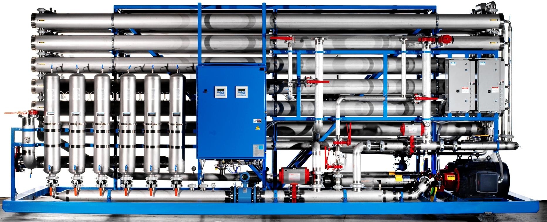 Reverse Osmosis&Ultrafiltration  -  Enter