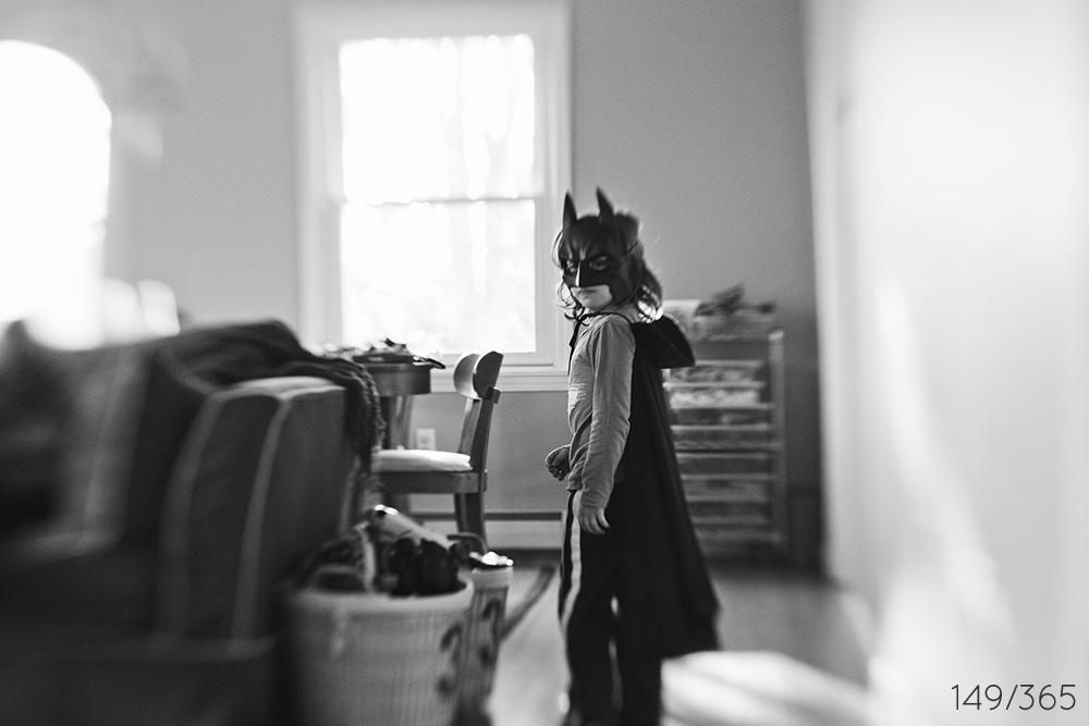 You make the best batman.