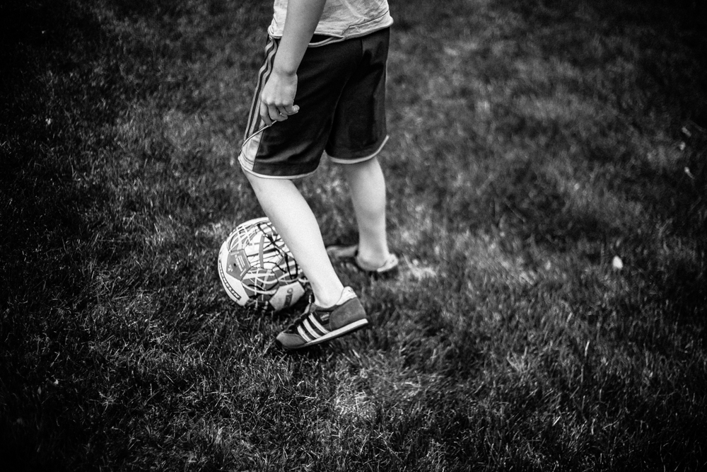 245/365 after watching the world cup final, you couldn't wait to get out and play