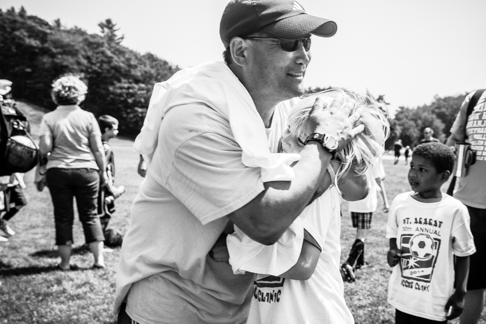 257/365 hug from coach sam on the last day