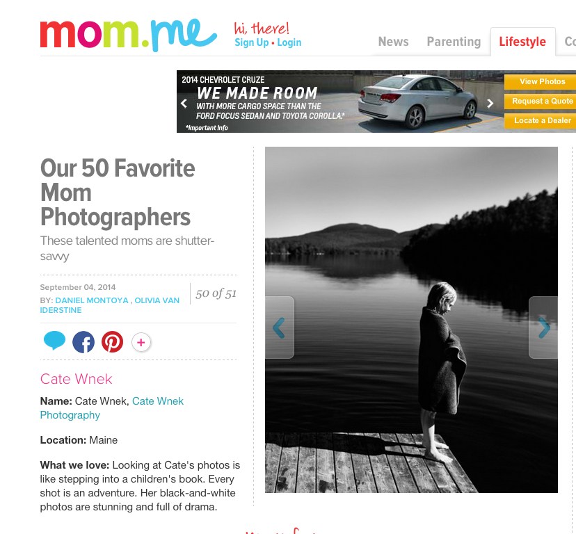 Our 50 Favorite Mom Photographers