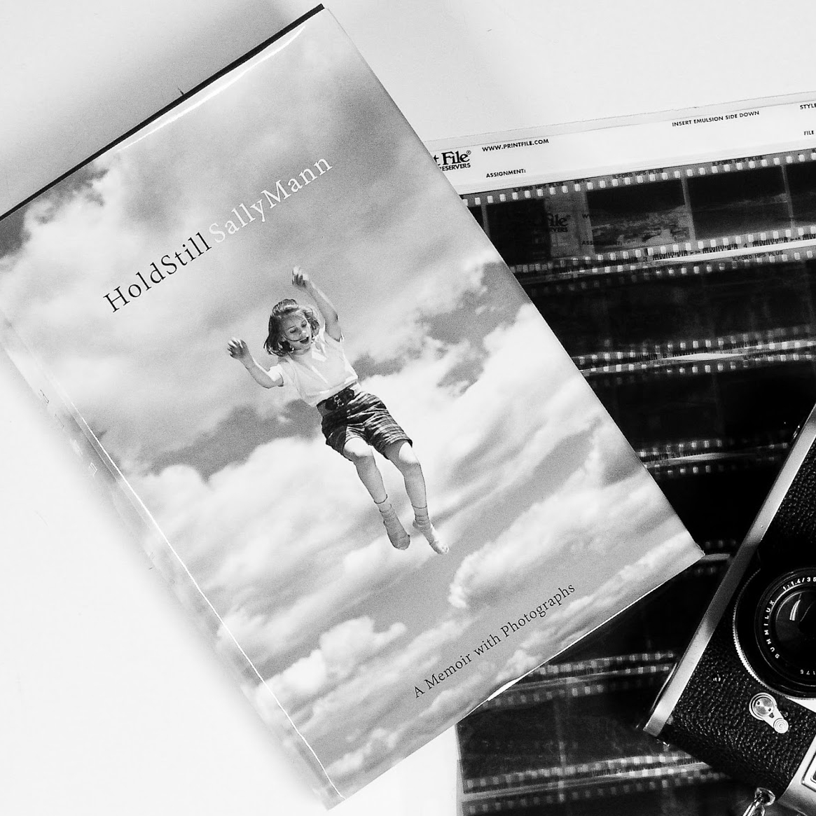 Hold Still,Sally Mann - A memoir by one of my favorite artists. She explores her family and personal history in connection to her own artistic practice.