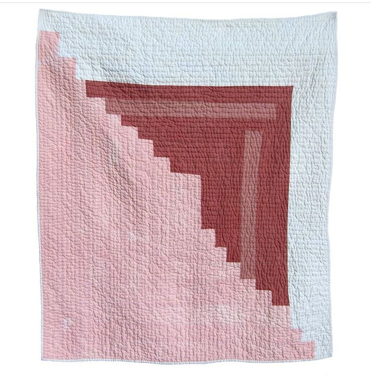 the madder step quilt