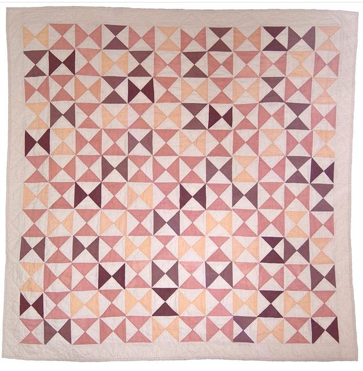 the hello cowgirl in the sand quilt