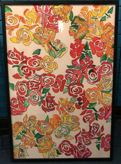 City of Roses Piece A