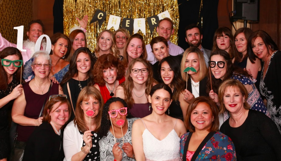 Bonny Slope teachers and staff celebrated in style
