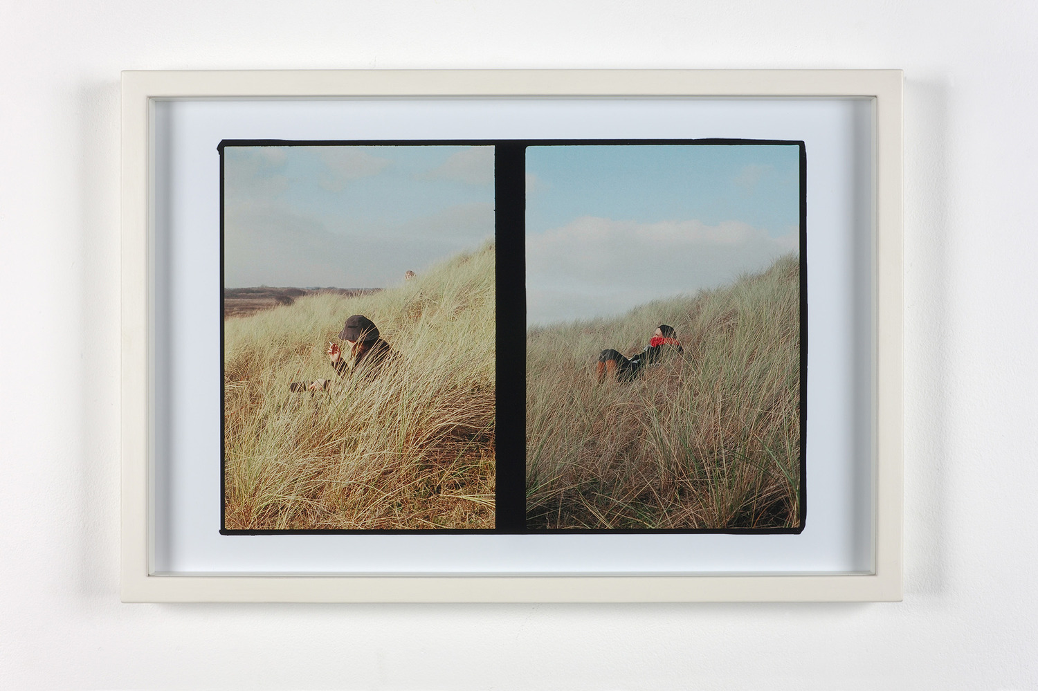 Luke Fowler  Location Recording, Norfolk  (from project, 'Two-Frame Films') 2007 Giclee print Represented by: The Modern Institute (Glasgow);Galerie Gisela Capitain (Cologne); among others