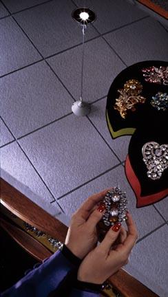 Barbara Karant Mirror with Hands 1994 Medium Unknown