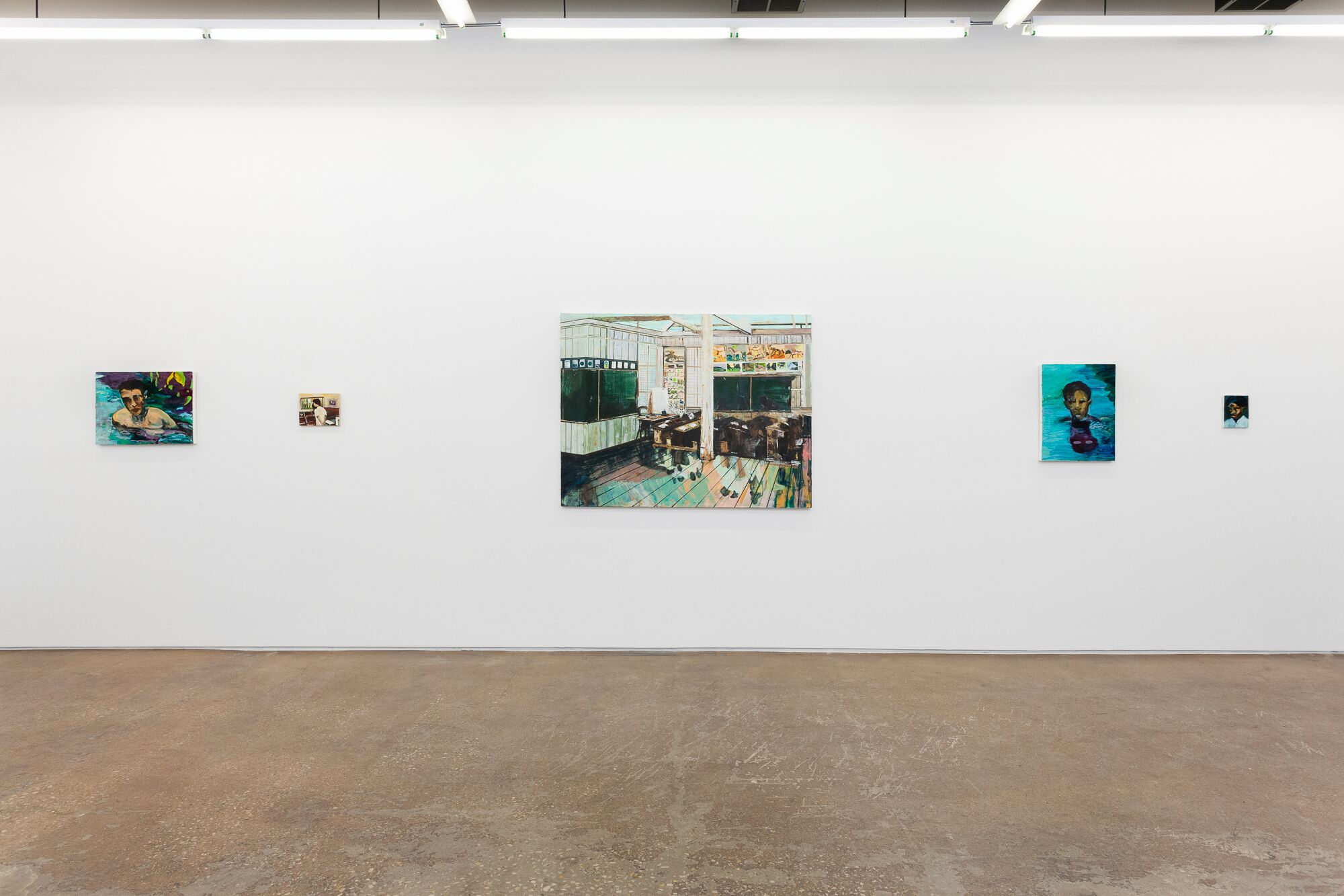 Client:  Monique Meloche Gallery