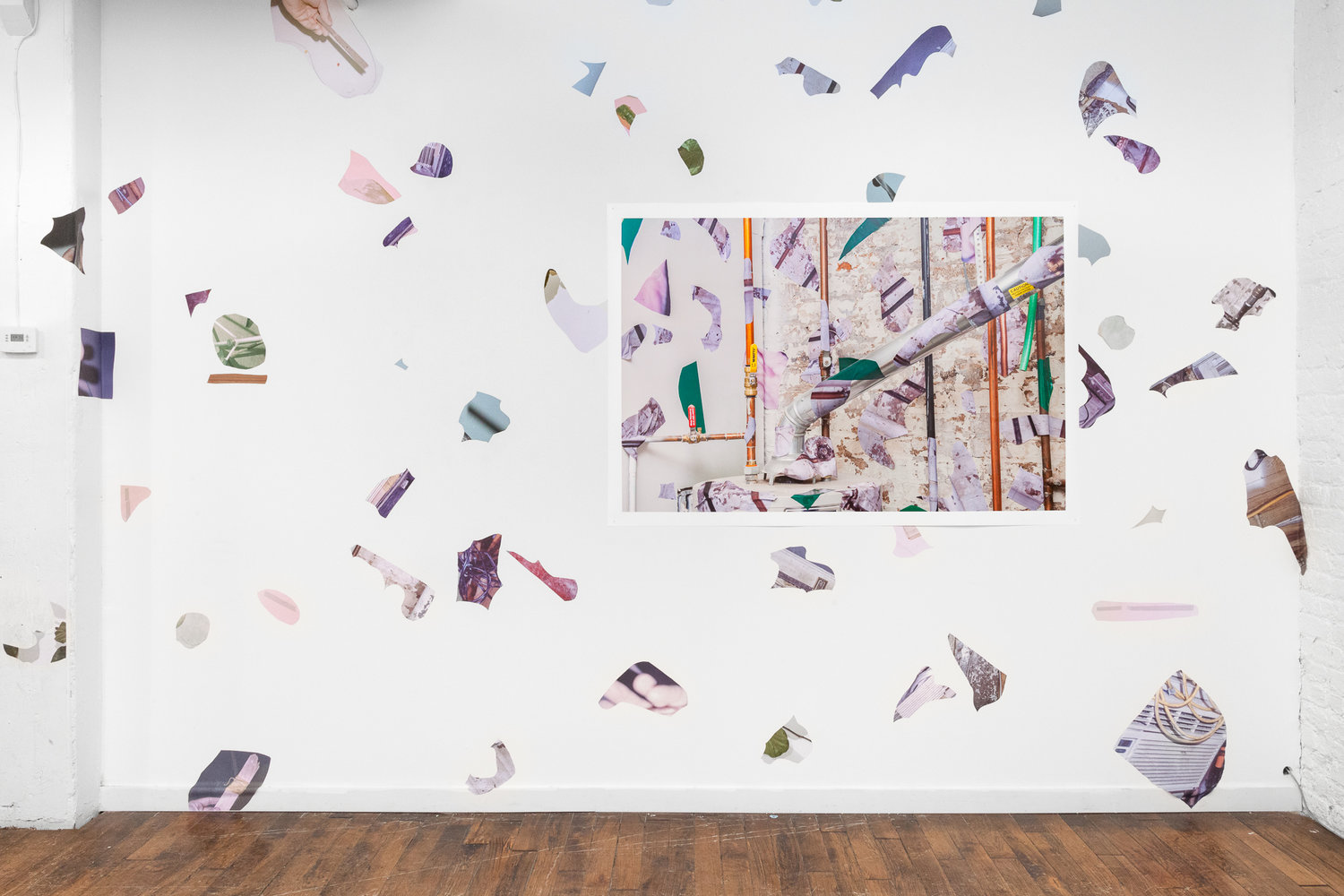 AWARE: Robert Chase Heishman , LATITUDE (Chicago, IL), solo exhibition, 2019, installation view