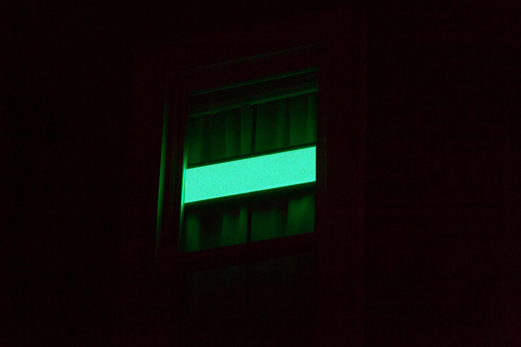 LANDLINE , curatorial LED project (Cicero, IL + Chicago, IL) 2018 - current