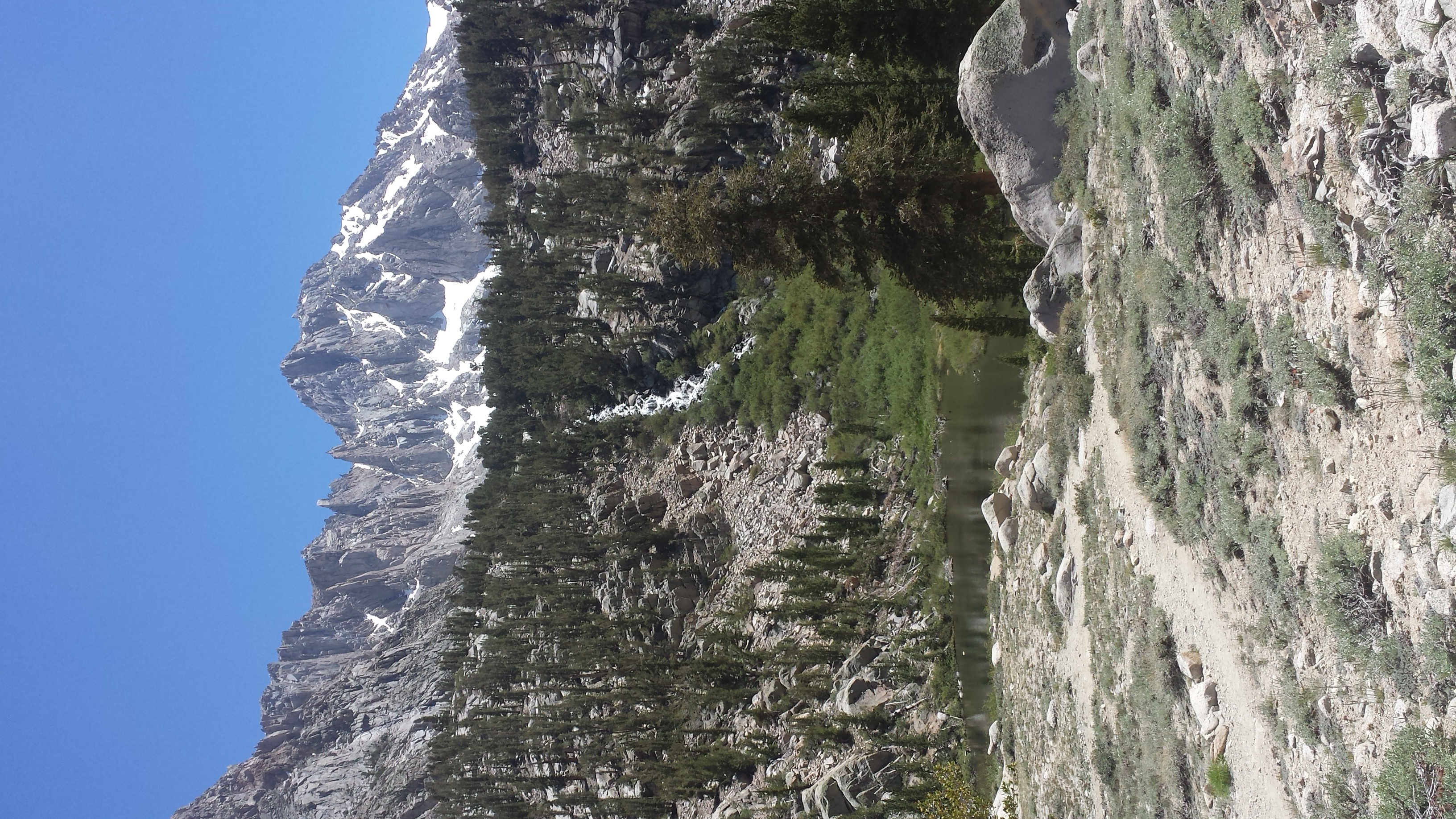 inevitable scenic waterfall