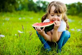 At Buttermilk, we grow a variety of melons for your loved ones to enjoy!