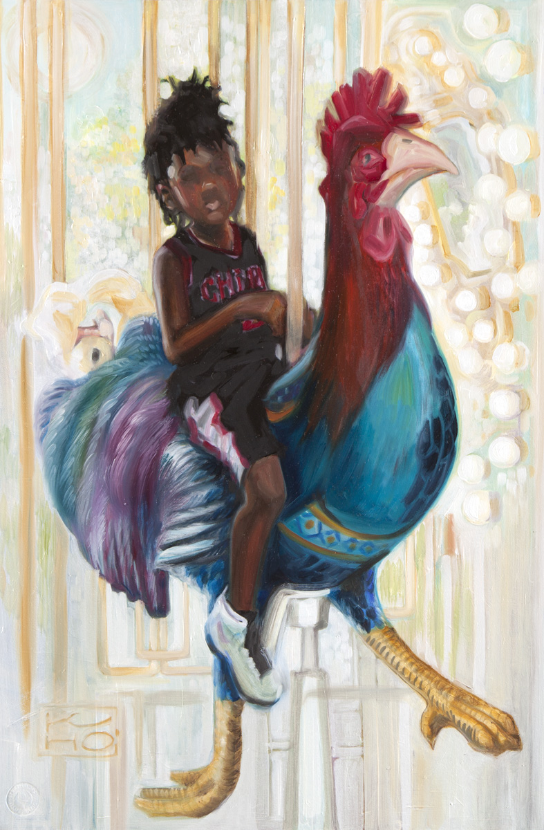 Rooster Rider