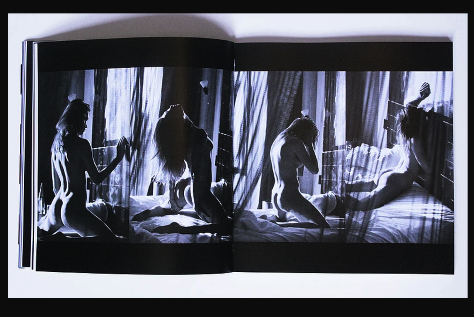 Photo of the book, Visceral