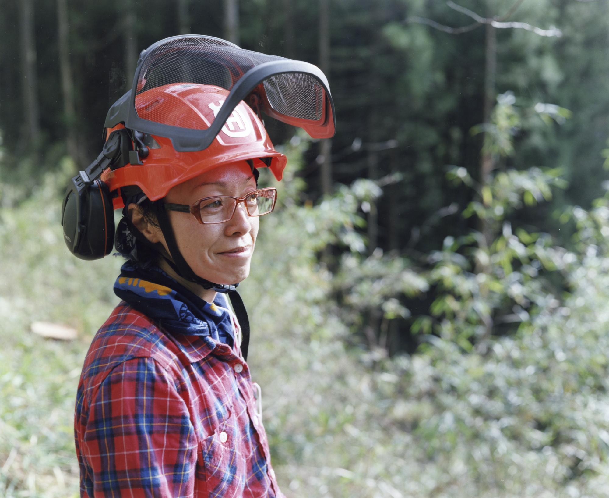 林業  緑の雇用 ポスター