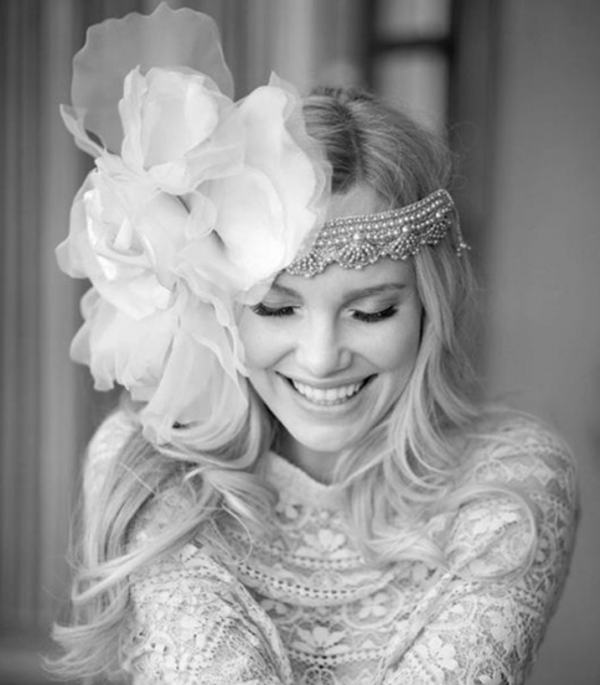 Wedding Halo Veil - Wedding Trend 2014