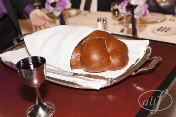 Challah blessing