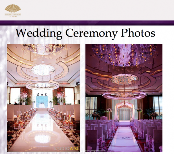 Images Courtesy of The Mandarin Oriental, Studio ATG and J and J Photography.