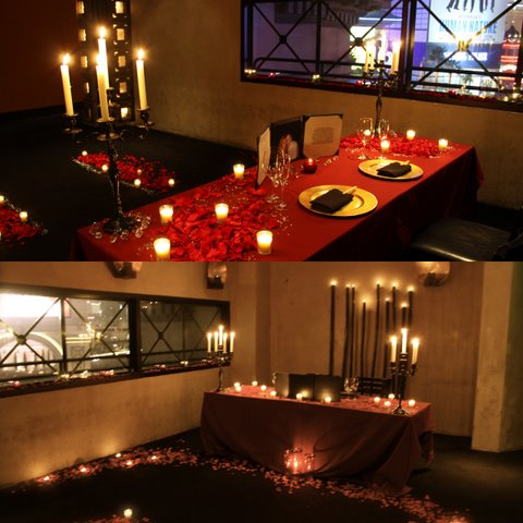 Sushi Roku's Private Dining Room was ideal for the surprise proposal.