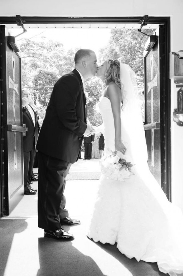 Happy Anniversary to Mr & Mrs Maxwell. Photo by Lighthouse Photography in New York.