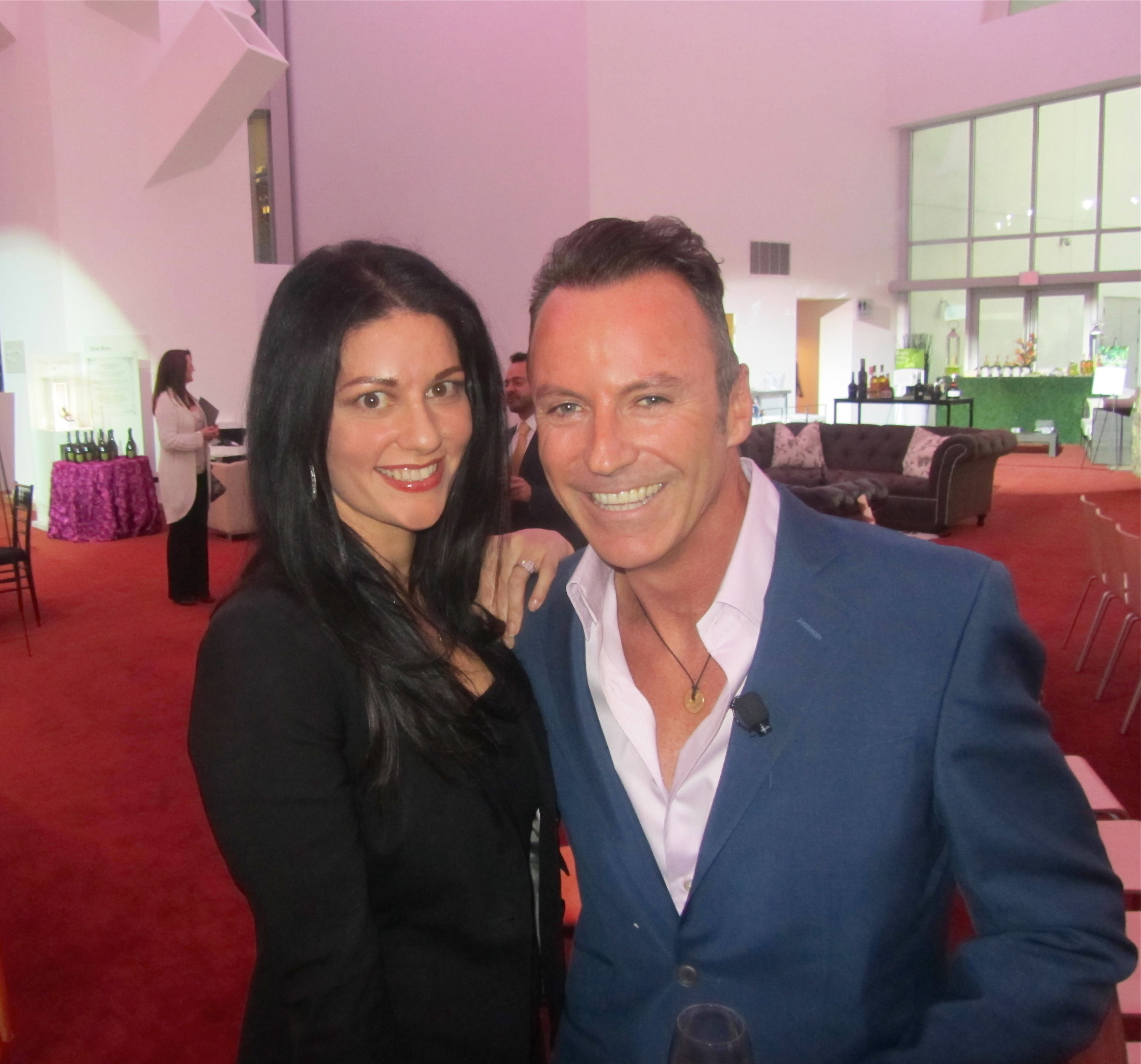 Wedding Planners Andrea Eppolito & Colin Cowie
