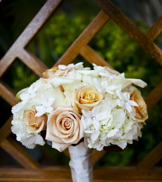 Timeless and classic - The Bridal Bouquet.