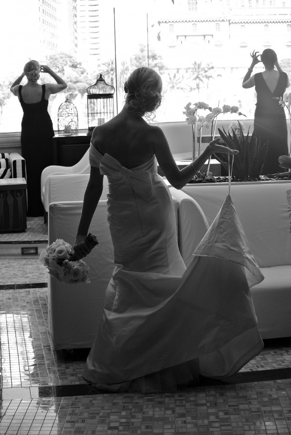 Oh, that dress! Photo by Andrea Eppolito.