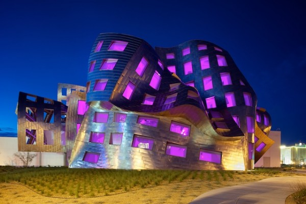 The Frank Gehry designed Keep Memory Alive Center is available for weddings, corporate galas and social events.  A portion of all proceeds go to support medical research.