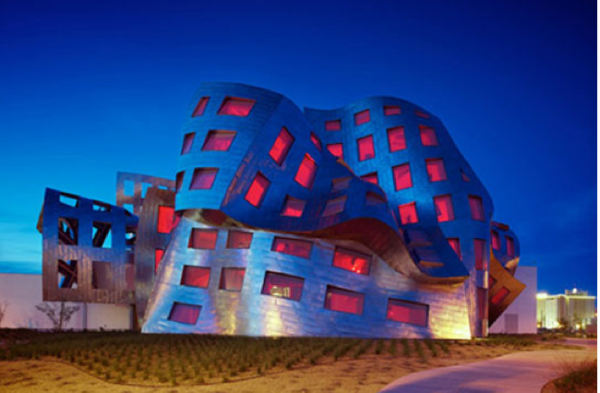 As an event planner in Las Vegas, I am always in search of something that ups the ante and blows my guests' minds. The Keep Memory Alive Center is magnificent to behold!