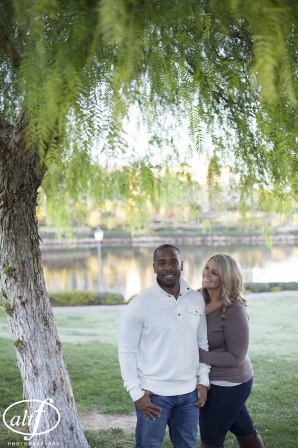 Bryan & Hayley got engaged out at Lake Las Vegas, and will be married at the Keep Memory Alive Center in the summer of 2014.