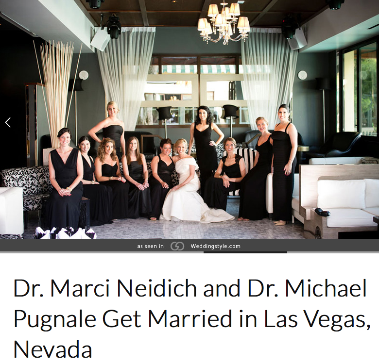 Our Real Couple Marci & Mike were just featured on the Grace Ormonde Wedding Style Blog!  Cheers to their oh so fabulous destination wedding being selected!