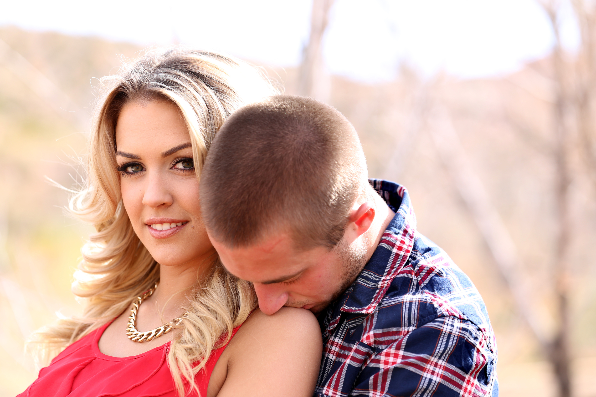 First & Last Loves ~ High school sweethearts set to wed! Photo by Corey Malden for ImagoDei127Photography.
