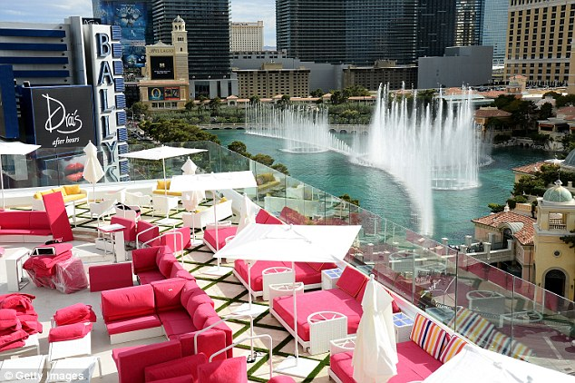 Drai's is now open! Photo courtesy of Getty Images and The Daily Mail.