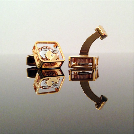 Ethical and Socially Responsible Luxury Cufflinks from Bond47.