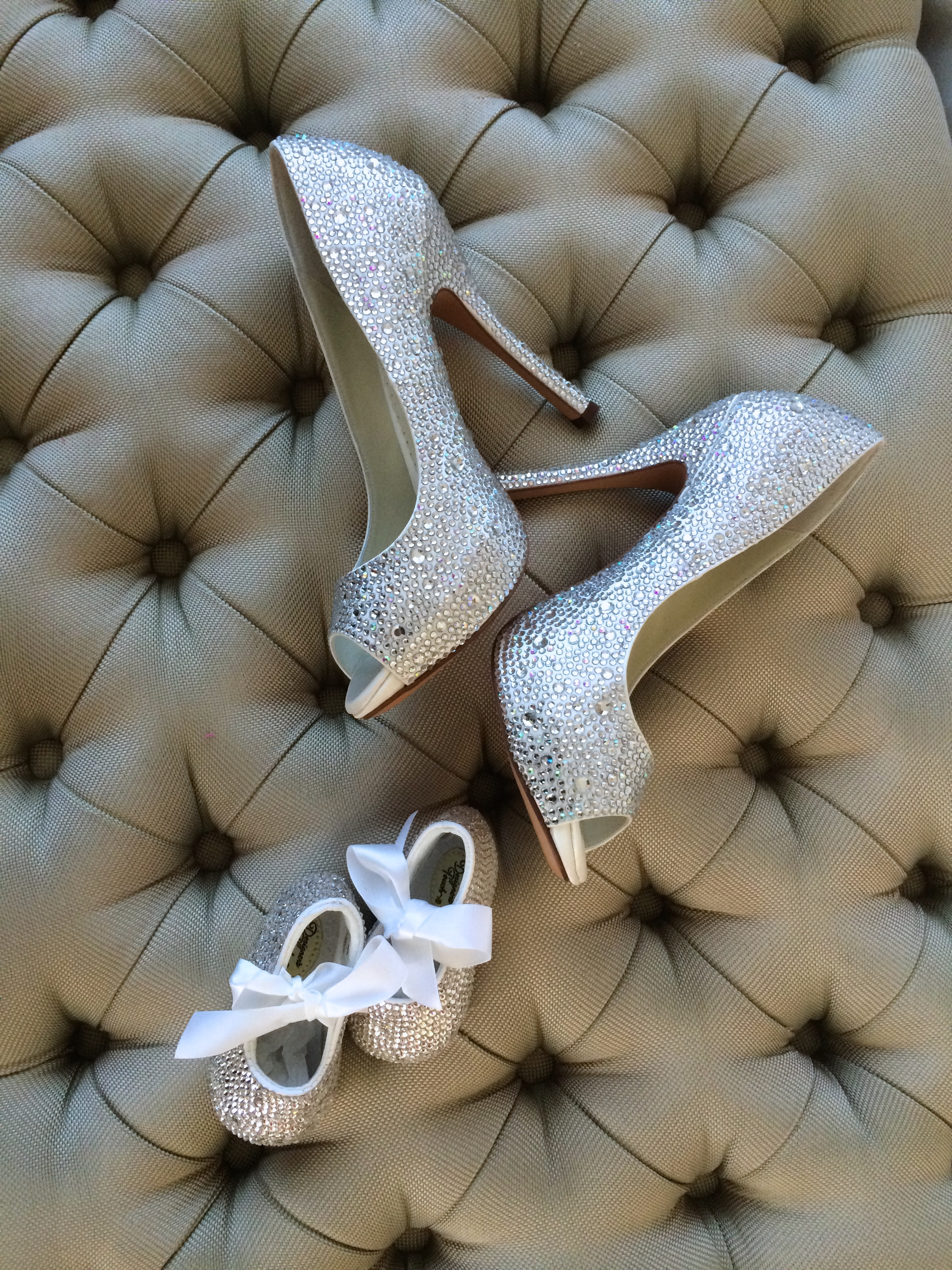 Las Vegas Wedding Planner:  Andrea Eppolito Events  | Las Vegas Wedding Venue:   Caesars Palace  | Floral and Decor:   Naakiti Floral & Sit On This  | Photography Professional: AltF | Wedding Shoes: Benjamin Adams  | Behind the Scenes Photos:   Andrea Eppolito