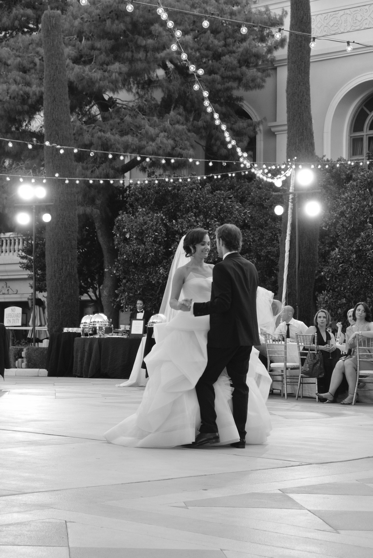 First Dance -  Las Vegas Wedding Planner Andrea Eppolito  |  Wedding at Bellagio Las Vegas