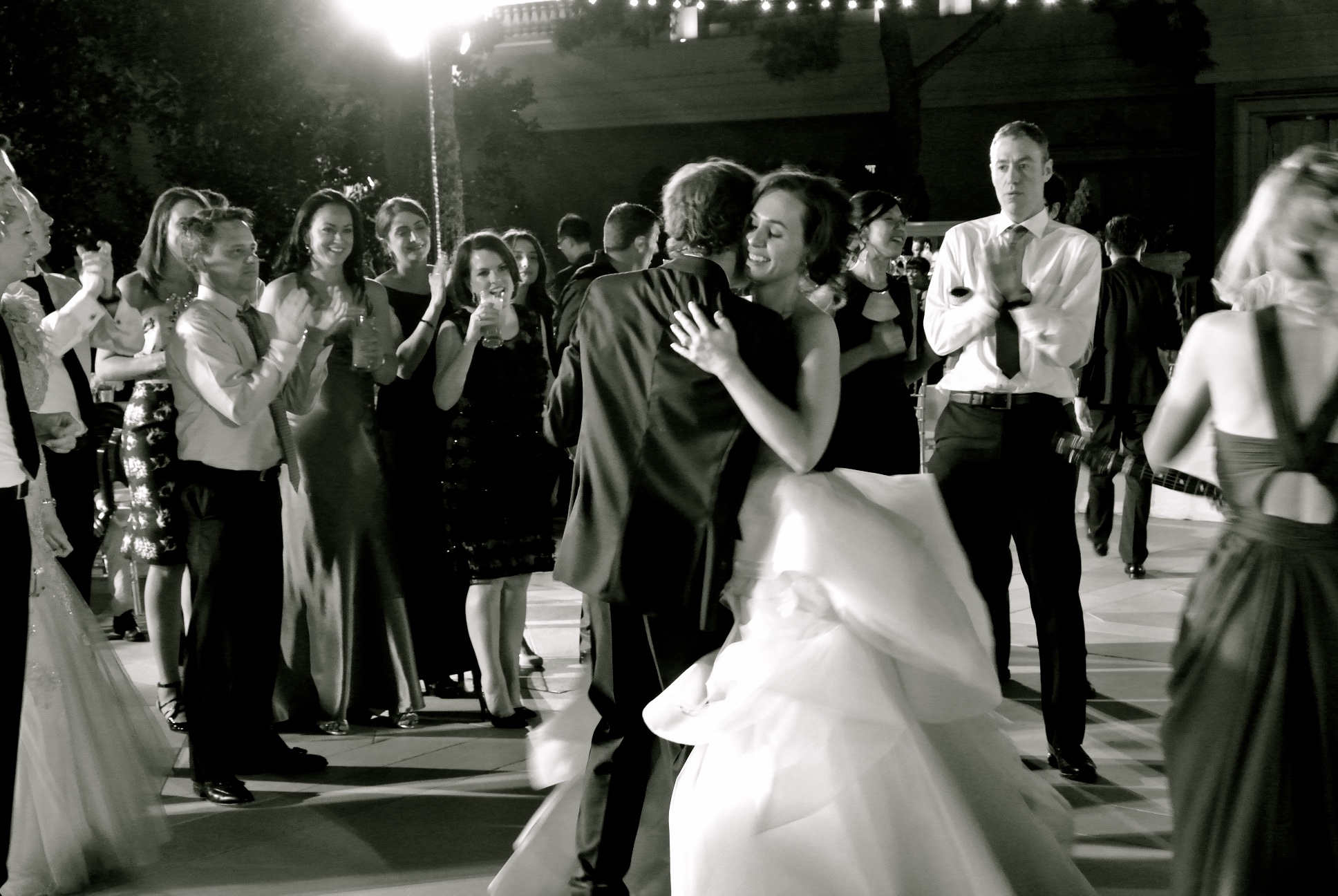 Last Dance.   Las Vegas Wedding Planner Andrea Eppolito  |  Wedding at Bellagio Las Vegas