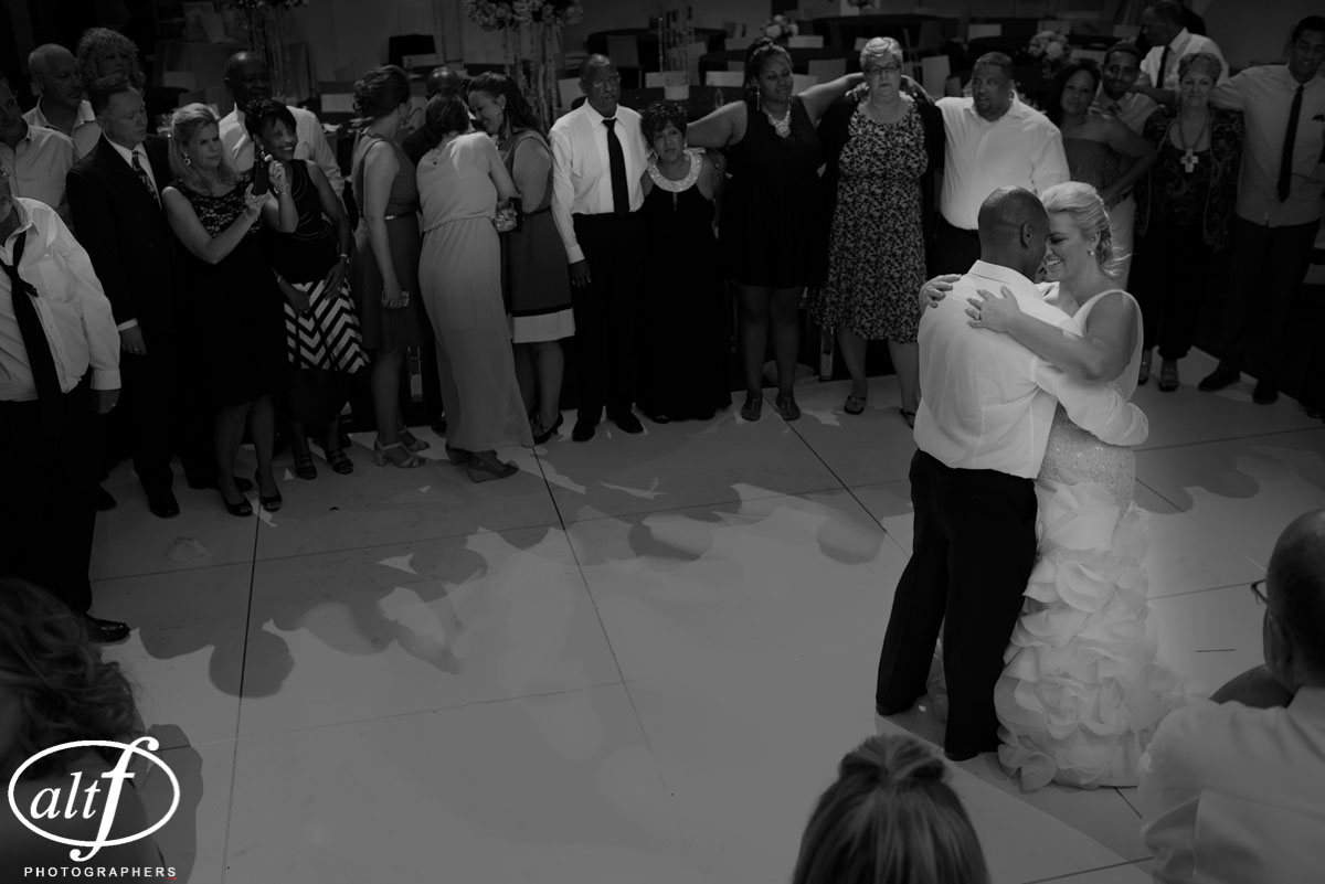 Last Dance of the Night - All of Me by John Legend is such a beautiful wedding song.