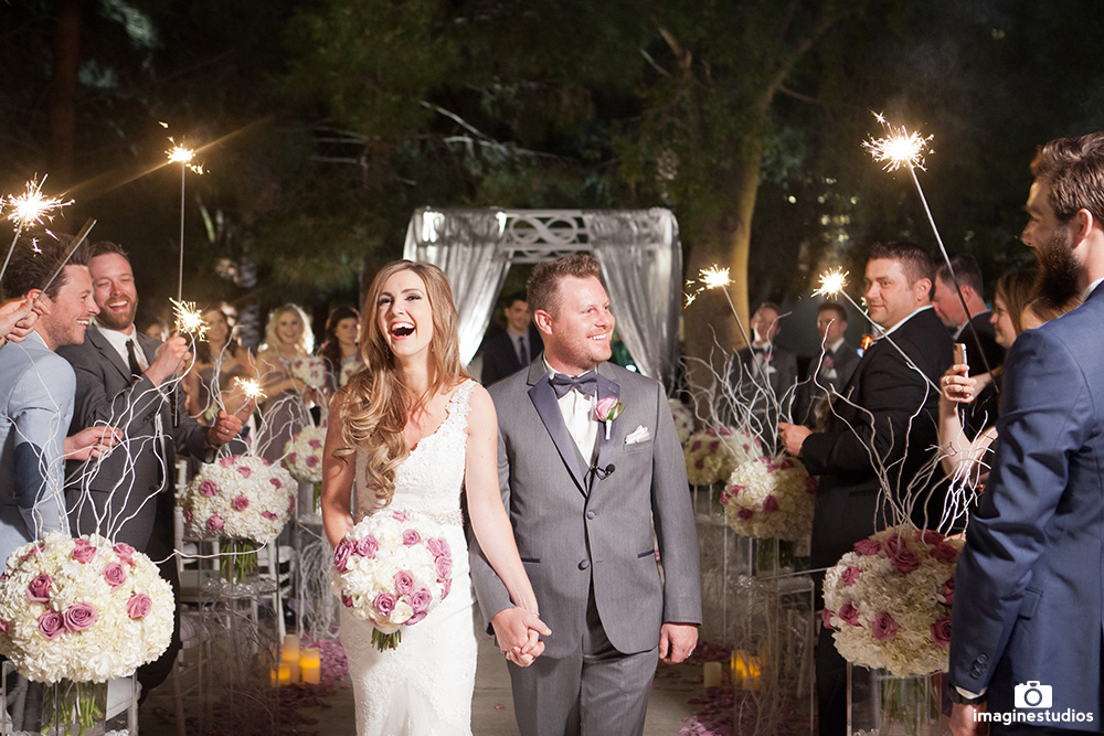 Looking for an extraordinary place   to get married in Las Vegas? Try poolside at ARIA with a sparkler send off.    The Wedding Chapel at ARIA Las Vegas is endorsed by Luxury Las Vegas Wedding Planner Andrea Eppolito.