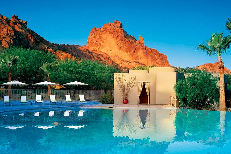 The Reverie Retreat will take place at the Scottsdale Camelback from August 1st - August 5th of 2016.  Click here to learn more.
