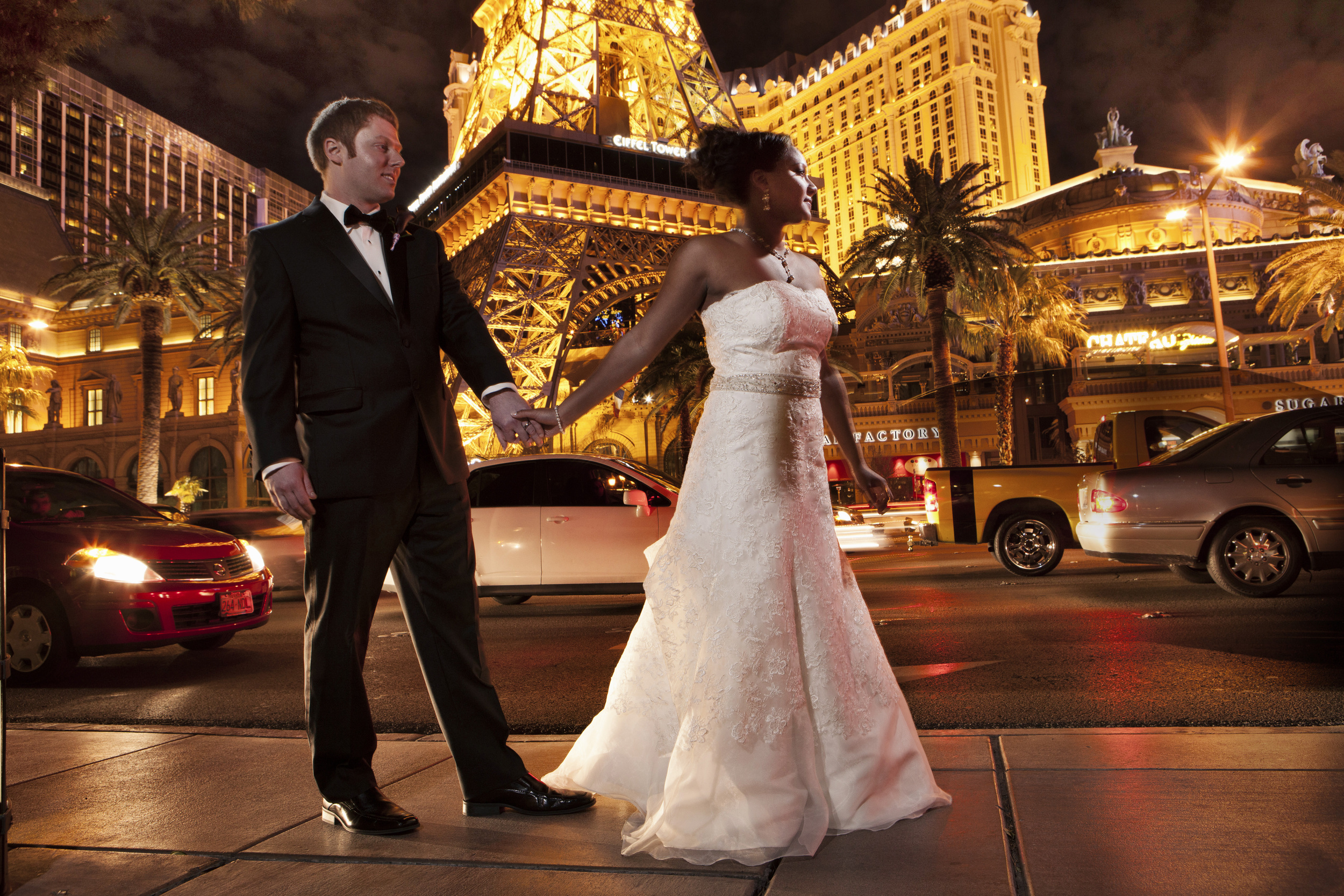 Las Vegas Wedding Planner Andrea Eppolito is published in Where Traveler, discussing destination wedding planning along side of David Tutera. Photo by AltF.