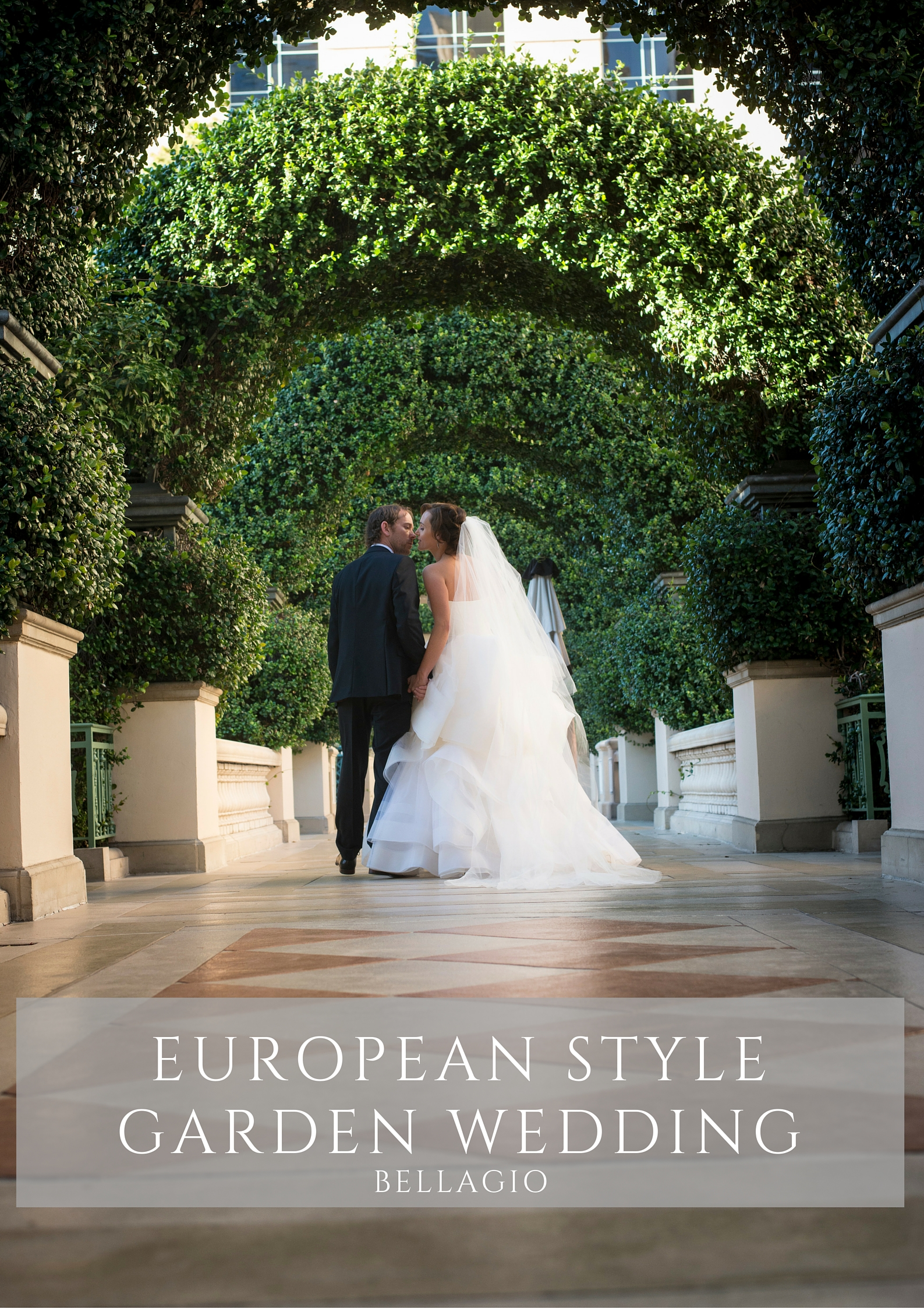 Featured on Brides.com & Carats and Cake:   The bride is a thoroughly modern woman from Australia with a sharp wit and bold fashion sense. The groom carries himself with the chivalry of another time, and traveled across the world from Ireland for the woman he loves. Together, they wanted a wedding that showcased their love of Europe in a setting that was both iconic and playful. I love everything about this flawless affair!   Wedding at    The Bellagio    | Las Vegas Wedding Planner    Andrea Eppolito    | Floral and Decor by    Naakiti Floral    | Photography by    Alt F    | Video by    Something New Cinema    | Wedding Dress by    Vera Wang    | Rentals and Decor by    Sit on This Inc.