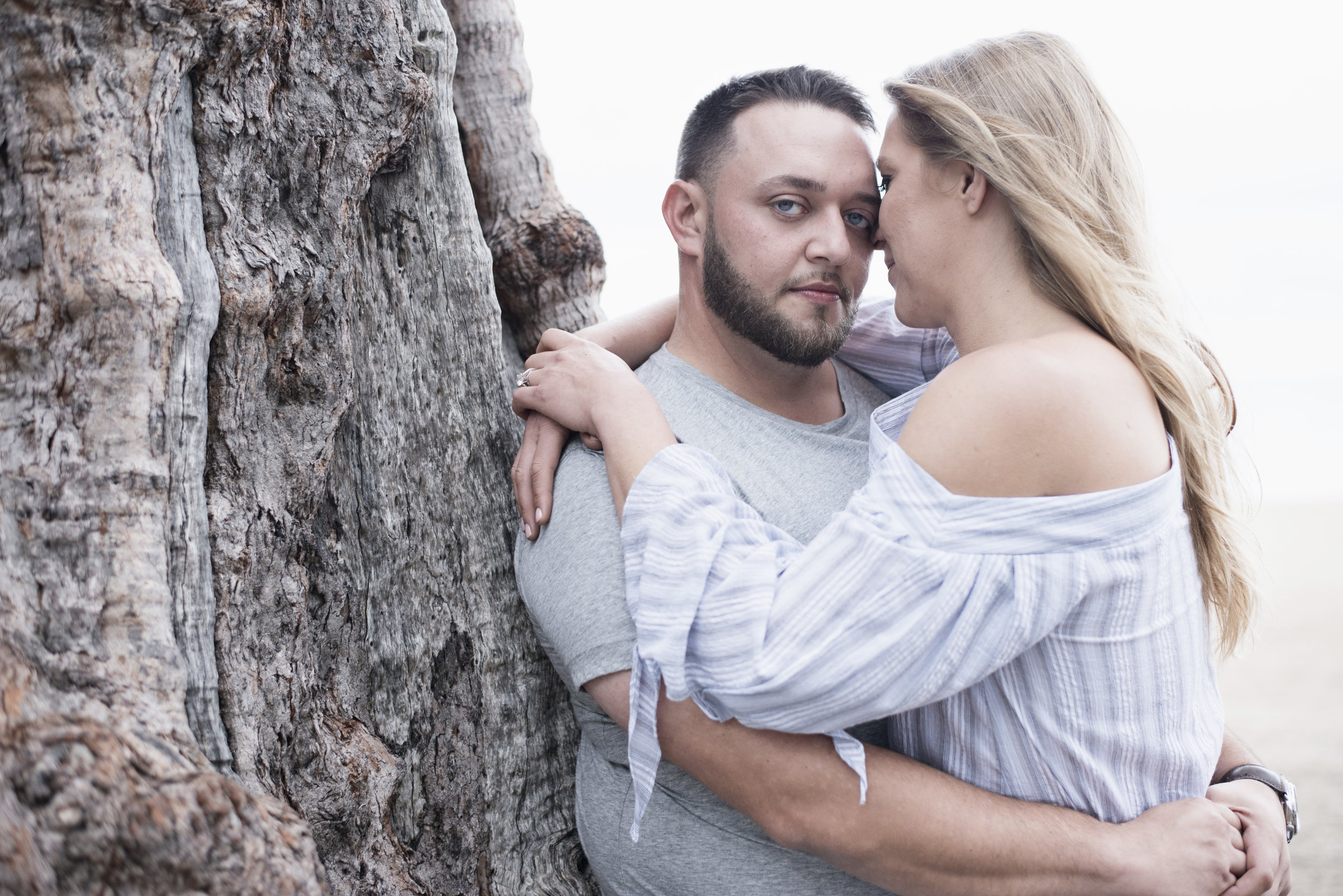 Engagement photos in Florida. Las Vegas Wedding Planner Andrea Eppolito. Image by AltF Photography. Groom to be Ben.