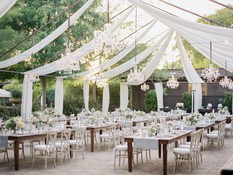 Wedding Planning by Cole Drake. Photo by Sylvie Gil Photography.