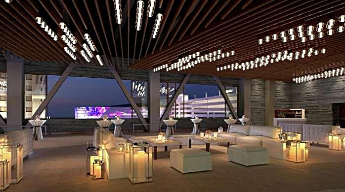 The ARIA Resort is the ideal location for luxury weddings in Las Vegas. Las Vegas Wedding Planner Andrea Eppolito is proud to present the space to couples looking for their ideal location.