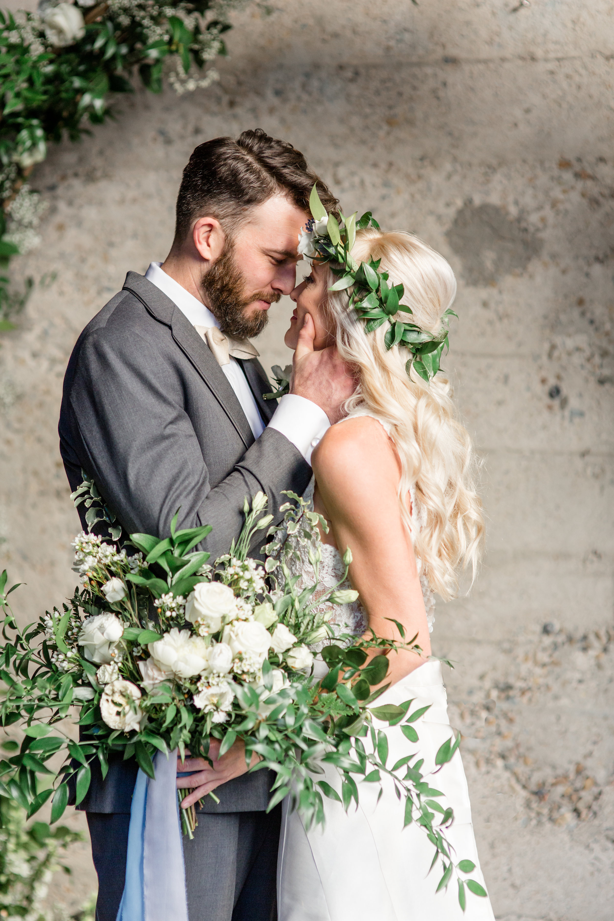 Styled bridal shoot by http://elwynnandcass.com/